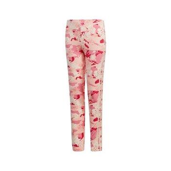 Adidas Adidas Girl's Leggings Cream White/Easy Pink/Multicolor/Cream White GD2806