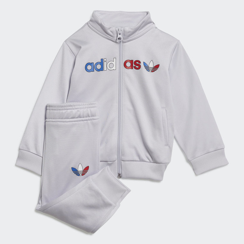 Adidas Adidas Kids ADICOLOR PRIMEBLUE TRACK SUIT GN7421