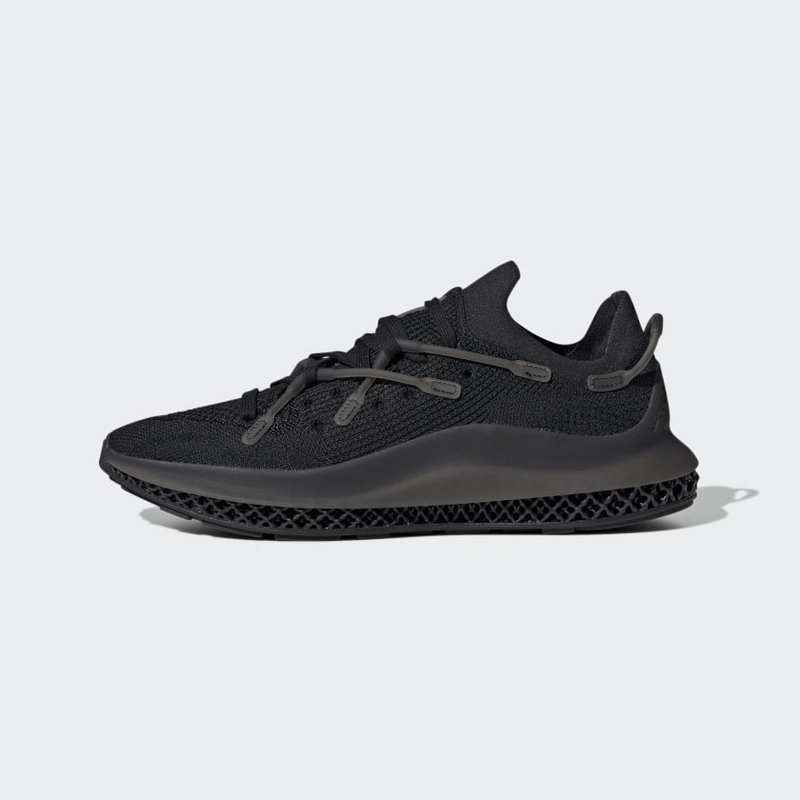 "Adidas Adidas Men's 4D Fusio ""Triple Black"" H04510"