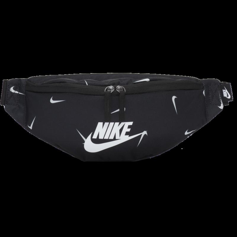 Nike Nike Heritage AOP Hip Pack 'Black' CV1082 010
