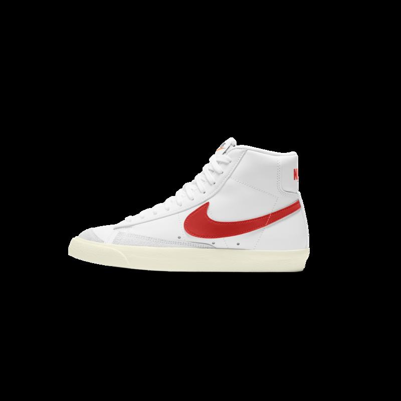 Nike Nike Women's Blazer Mid '77 Vintage 'White/Habanero Red' CZ1055 101