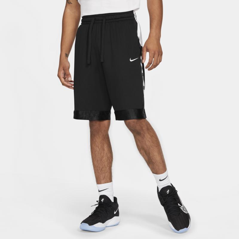Nike Nike Men's Dri-FIT Elite Stripe Basketball Shorts 'Black' CV1748 010