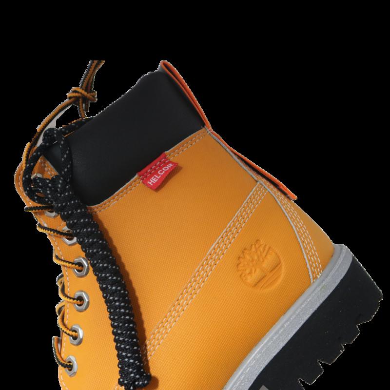 TIMBERLAND Timberland Premium 6 Inch Helcor Orange TB0ANBW 804