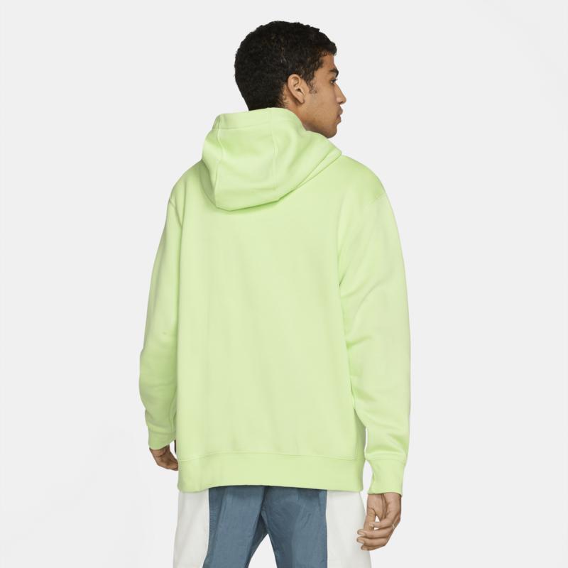 Nike Nike Men's Sportswear Club Hoodie Pullover Lime BV2654 383
