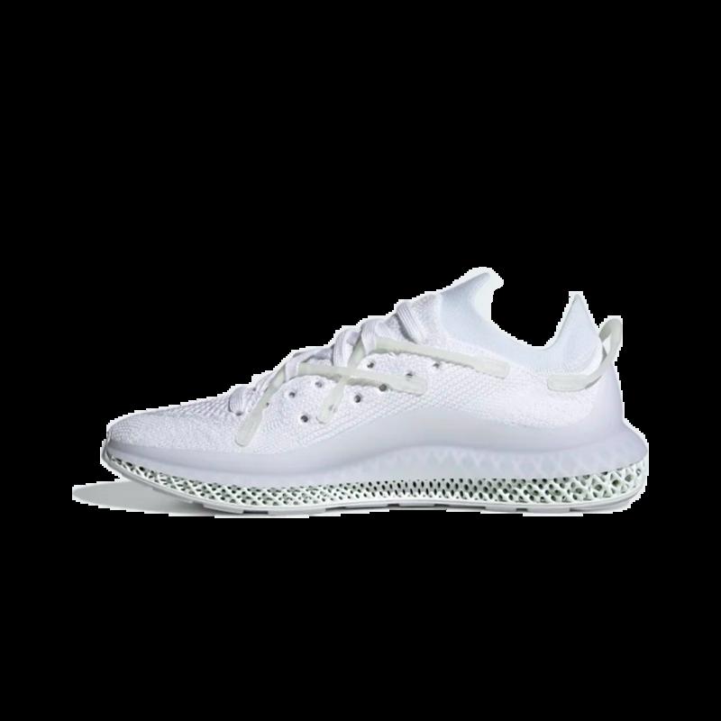 Adidas Adidas Mens 4D Fusio Cloud white GZ7885