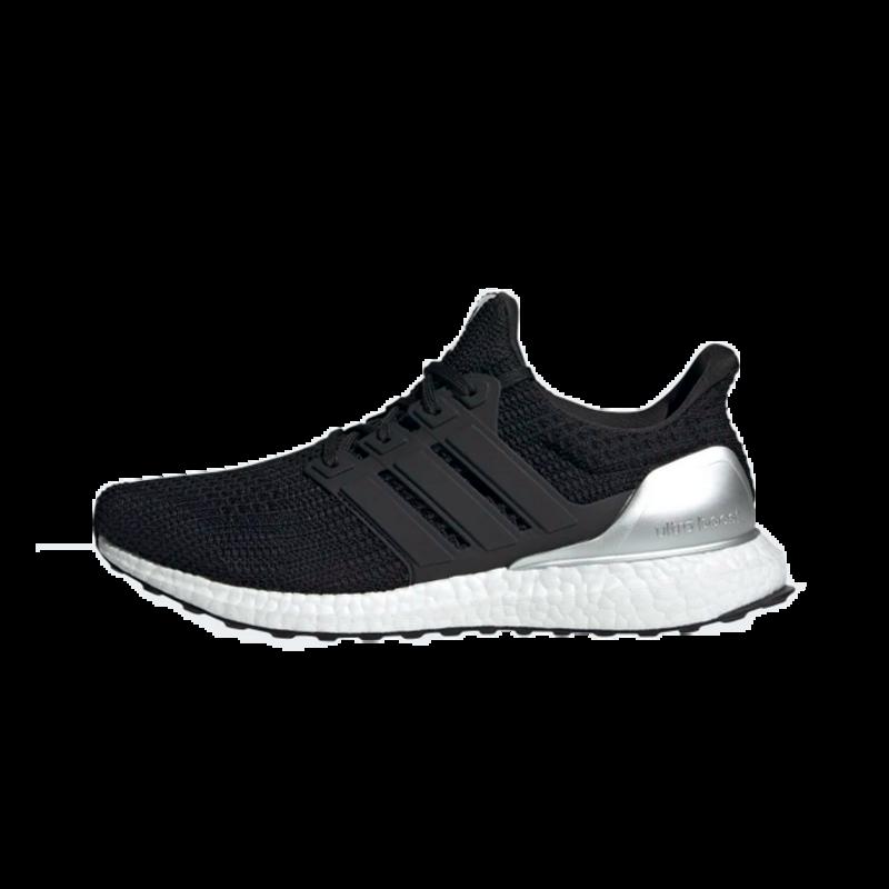 Adidas Adidas Men's ULTRABOOST 4.0 DNA Cloud Black/Silver Metallic FZ4008