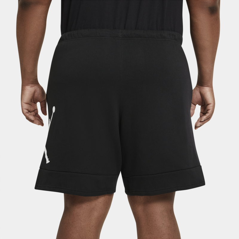 Air Jordan Air Jordan Men's Jumpman Fleece Shorts Black/White CK6707 010