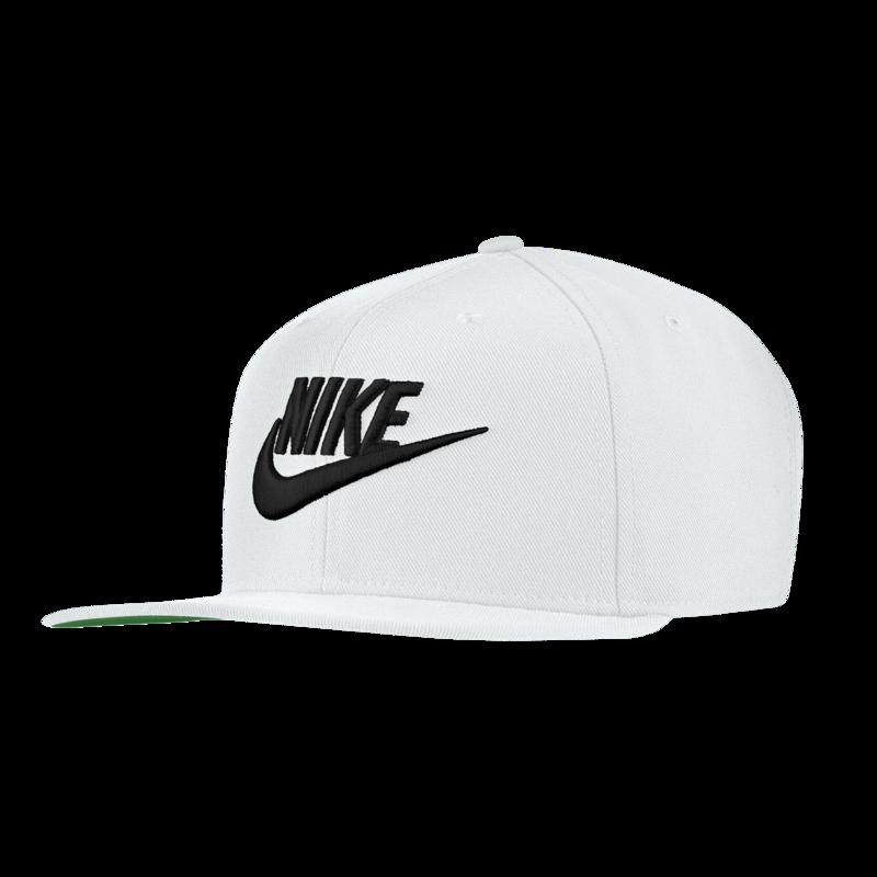 Nike Nike Sportswear Dri-Fit Pro Futura Cap 'White/Black'  891284 100