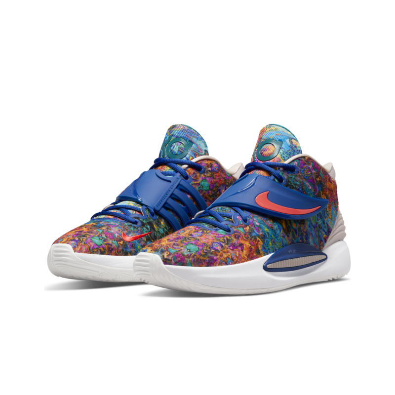 Nike Nike Men's KD14 'Deep Royal' CW3935 400