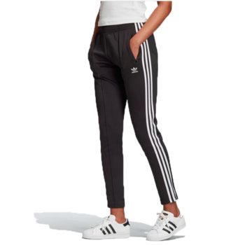 Adidas Adidas Woman's Primeblue Track pants Black/White GD2361