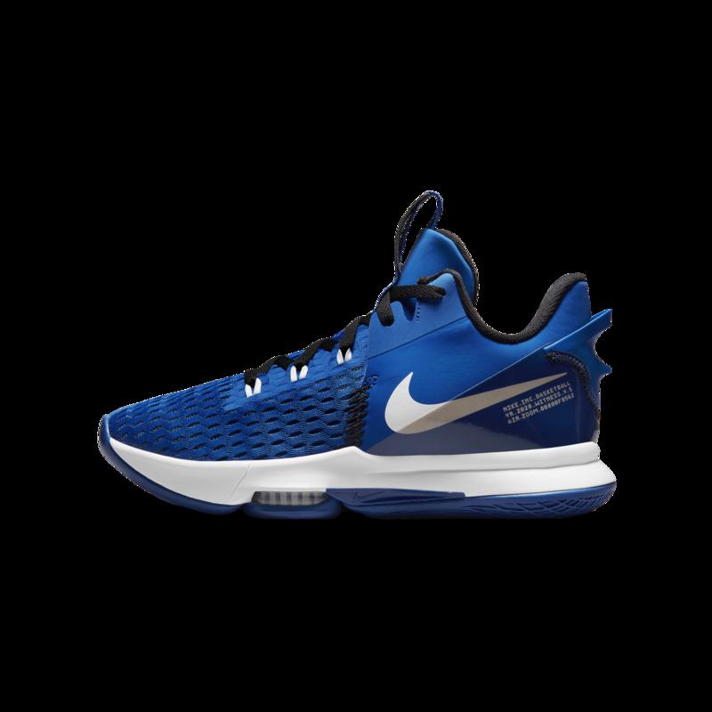 Nike Nike Lebron Witness V 'Game Royal/White-Black' CQ9380 400