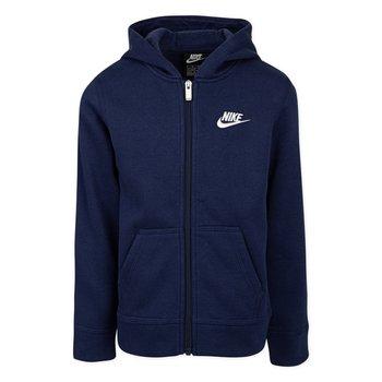 Nike Nike Kids Club FZ Hoodie 'Midnight Navy' 86F321 U90