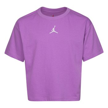 Air Jordan Air Jordan Girls Essentials Tee 'Hyper Violet' 45A770 P1G