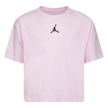 Air Jordan Air Jordan Girls Essentials Tee 'Pink Foam' 45A770 A9Y