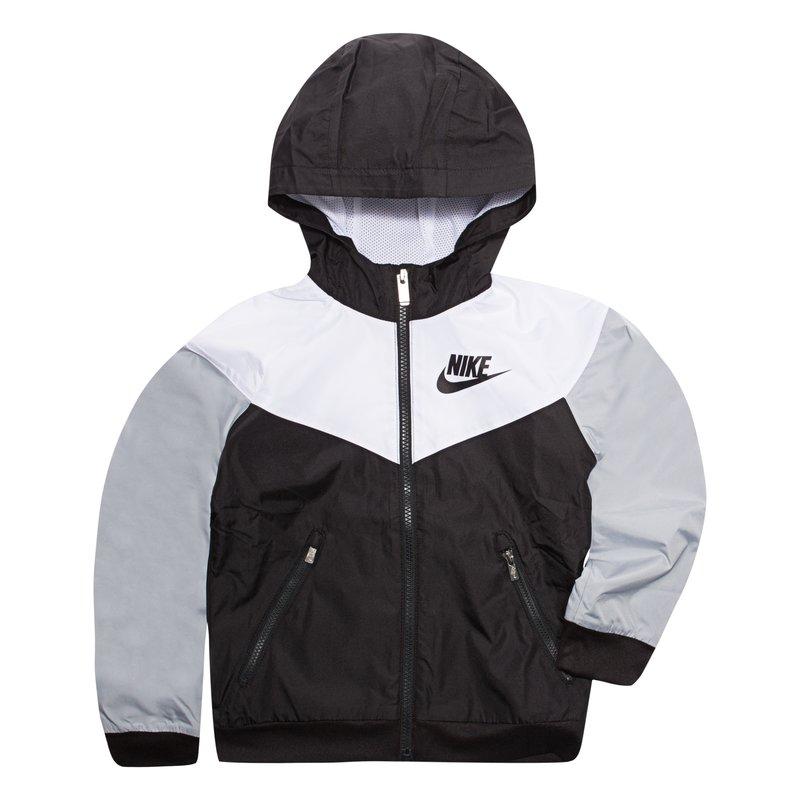 Nike Nike Kids Windrunner 'Black/White' 86C663 K25