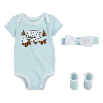 Nike Nike Infant Lil Bugs 3 Piece Set 'Glacier Blue' NN0654 G25