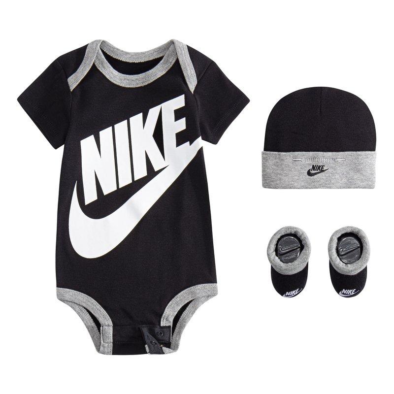 Nike Nike Infant Futura 3 Piece Set 'Black' LN0073/MN0073 023