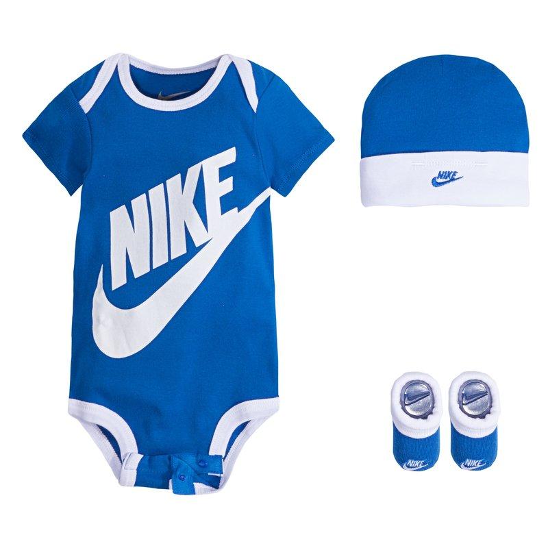 Nike Nike Infant Futura 3 Piece Set 'Game Royal' LN0073/MN0073 U89