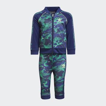 Adidas Adidas Kids Camo Print SST Tracksuit 'Nightsky/Multicolor' H20315