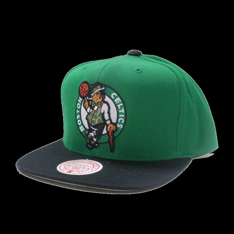 Mitchell & Ness Mitchell & Ness Boston Celtics Kelly Green Snapback