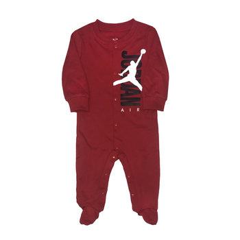 Air Jordan Air Jordan Infant Footed Coverall 'Gym Red' 55A850 R78