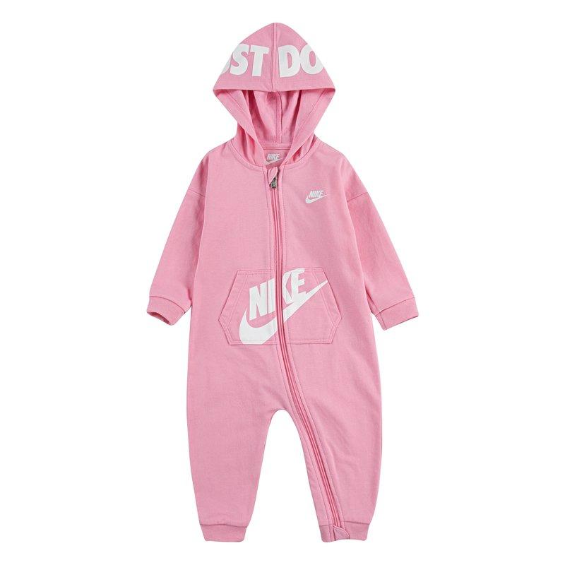 Nike Nike Girls Hooded Coverall 'Raspberry Sorbet' 66G805 A8F