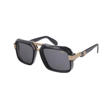 Cazal Cazal Sunglasses 669 001 Black Gold 56/18
