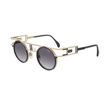 Cazal Cazal Legends  668/3  001 Black Gold Sunglasses