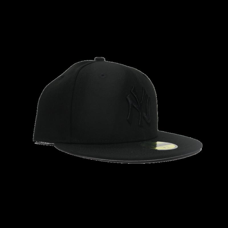 New Era New Era Yankees 59FIFTY Triple Black/Grey Underbrim UV Fitted