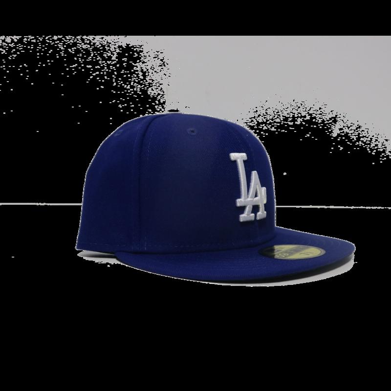 New Era New Era LA Dodgers Royal Blue Fitted