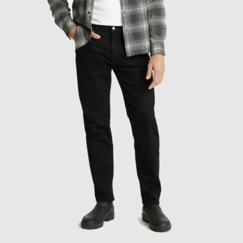 Levis Levi's 502 Denim jeans 2950709900 29507-0990 BLACK LEAF