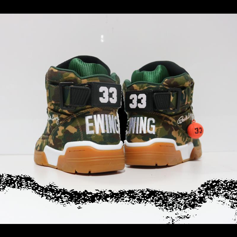 EWING Ewing 33 Hi Camo Gum White 1EW90164 353