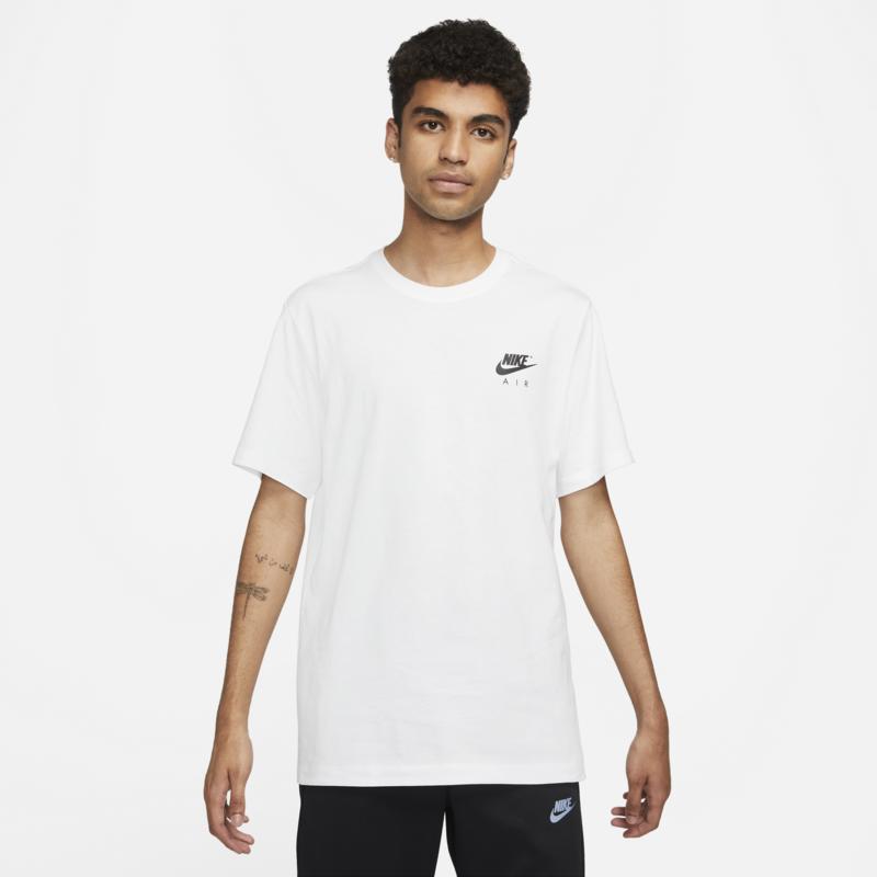 Nike Nike Men's Sportswear T-shirt White/Black DD3354 100
