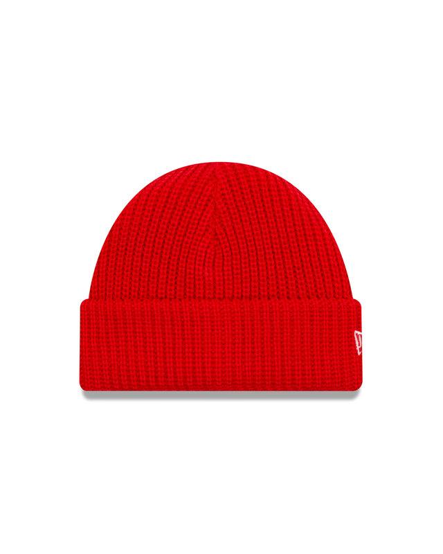New Era Knit Skully Beanie Red 12638439