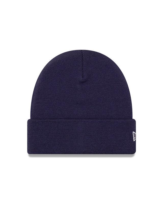 New Era Knit Cuff Beanie Navy 12638435