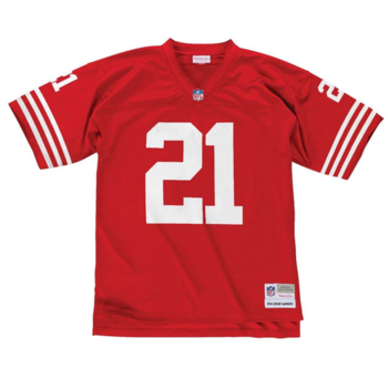 Mitchell & Ness Mitchell & Ness NFL  Legacy Deion Sanders San Francisco 49ers 1994 Jersey Stitched