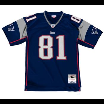 Mitchell & Ness Mitchell & Ness NFL Legacy Jersey New England Patriots 2007 Randy Moss