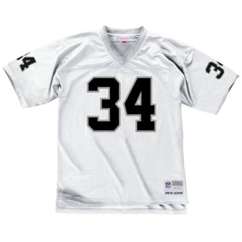 Mitchell & Ness Mitchell & Ness NFL Legacy Jersey Los Angeles Raiders 1988 Bo Jackson