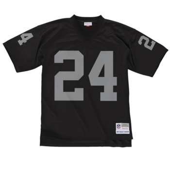 Mitchell & Ness Mitchell & Ness NFL Legacy Jersey Oakland Raiders 1998 Charles Woodson Stitched