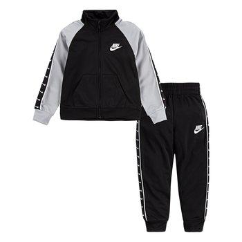 Nike Nike Kid's Swoosh Tricot Set 'Black/Grey' 76G343 023