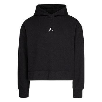 Air Jordan Air Jordan Kid's Jumpman Cropped Hoodie 'Black' 45A858 023