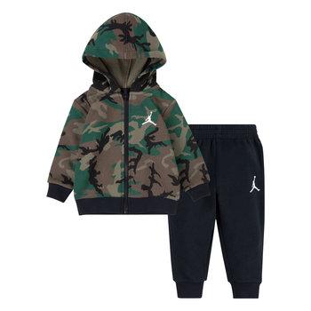 Air Jordan Air Jordan Kid's Fleece Full-Zip & Pant set 'Camo' 65A833 E4F