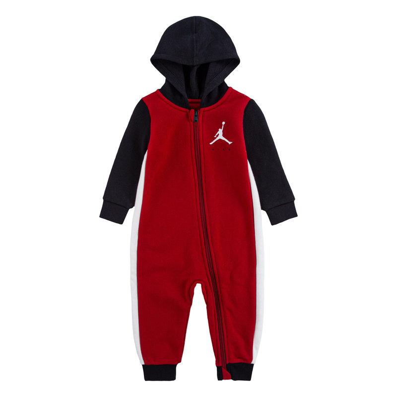Air Jordan Air Jordan Kid's Jumpman Coverall 'Gym Red' 65A723 R78