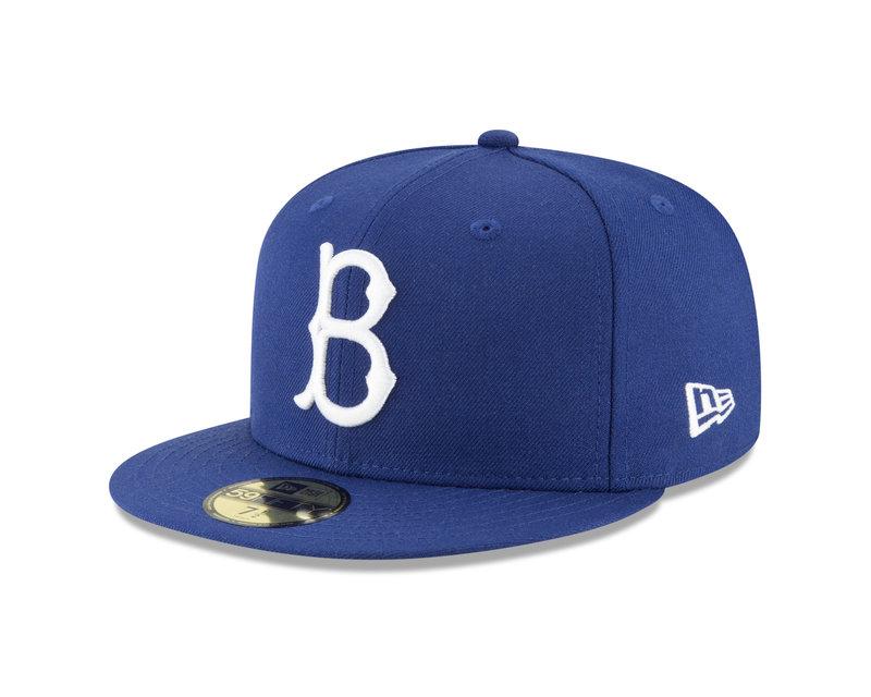 New Era New Era Brooklyn Dodgers 1949 COOPERSTOWN WOOL 59FIFTY Fifty 11590983