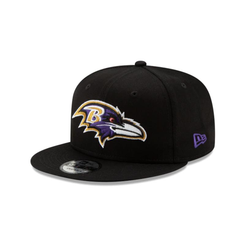New Era New Era Baltimore Ravens Basic 9FIFTY Snapback Black 11873035