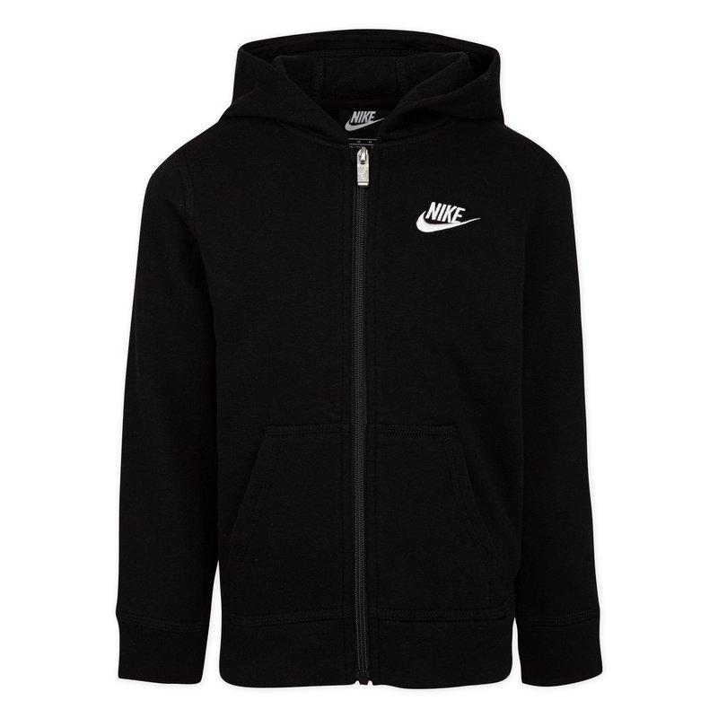 Nike Nike Kids Club FZ Hoodie 'Black' 86F321 023