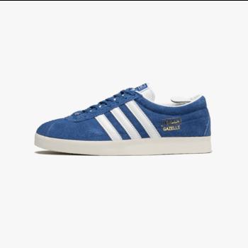 Adidas Adidas Men's Gazelle Vintage Blue/White FU9656