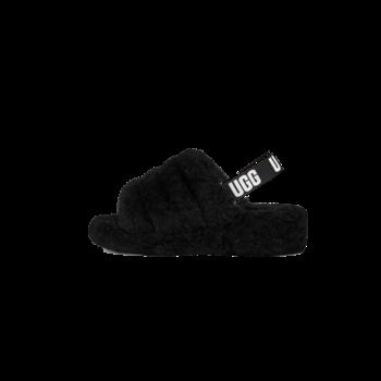 UGG Women's UGG Fluff Yeah Slide Black 1095119