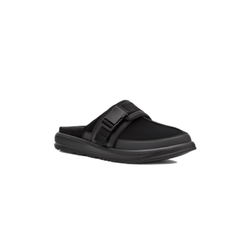 UGG Men's UGG Kick It Slide 1117471 'Black Suede'