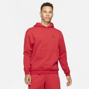 Air Jordan Air Jordan Essential Men's Fleece Pullover Hoodie Red DA9818 687